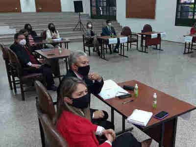 La AMJP intervino en coloquio que busca consensuar reglamento