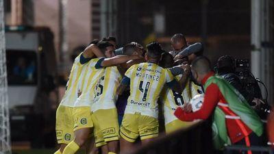 Rosario Central elimina a San Lorenzo