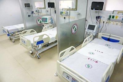 Gobierno habilitó 6 camas de terapia intensiva en Ayolas y se amplía el servicio en Misiones