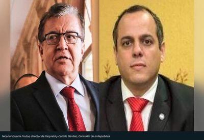 Yacyretá bloquea ingreso al equipo de auditores de la Contraloría