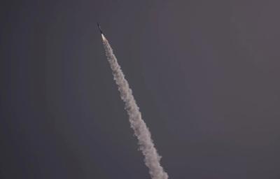 Hamas disparó un cohete con 250 kilómetros de alcance contra el segundo mayor aeropuerto de Israel