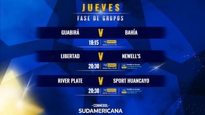 Guabirá busca su primera victoria en la Sudamericana