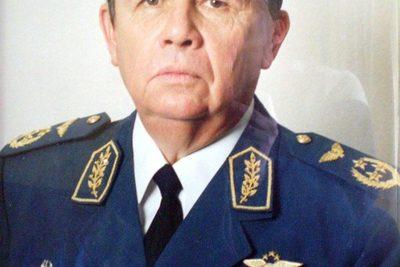 Falleció el General César Cramer