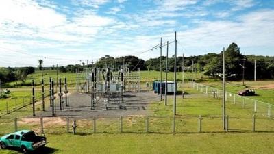 ¡Excelente noticia para Misiones! Nueva subestación de la ANDE garantiza energía eléctrica a más de 18.000 usuarios
