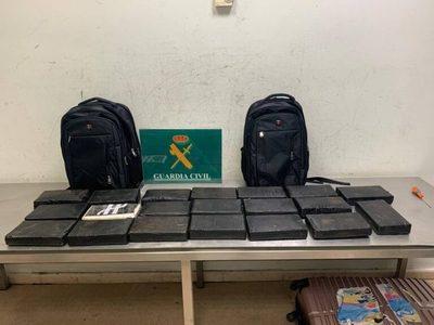 Liberan a la paraguaya detenida en España por supuesto tráfico internacional de drogas