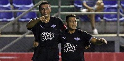 """Libertad se asegura los goles de """"Tacuara"""" Cardozo por más tiempo"""