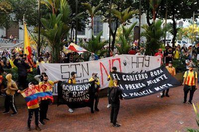 Copa América: Colombia en duda como sede por violentas protestas