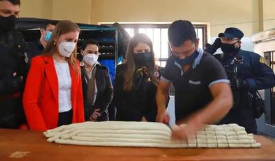 Habilitan cámaras de refrigeración y panadería en la Penitenciaría de Coronel Oviedo