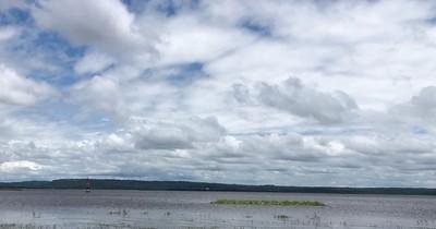 La Nación / El lago Ypacaraí recupera su nivel hídrico