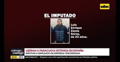 Caso cocaína a España: Imputan a empleado de empresa privada y todo se va centrando en él