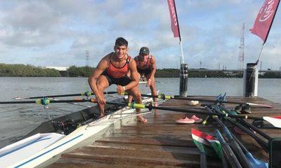 Dos botes paraguayos clasifican a la final en Pre Panamericano