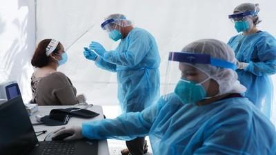 Más de 2500 nuevos casos de COVID y 69 fallecidos se registraron hoy en Paraguay