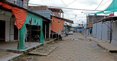 La Nación / Alberdi: una ciudad devastada económicamente a causa del cierre de frontera