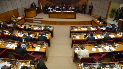 Seis candidatos para la mesa directiva en el Senado
