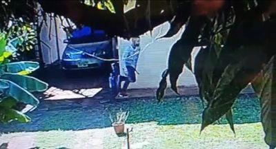 Ladrón asalta a septuagenaria y se lleva G. 3 millones