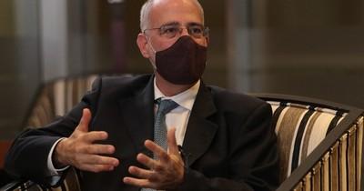 """La Nación / """"La suspensión de las elecciones palestinas fue el detonante para esta situación"""", afirma Yoed Magen"""