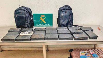 Incautación devela una frágil seguridad contra narcotráfico