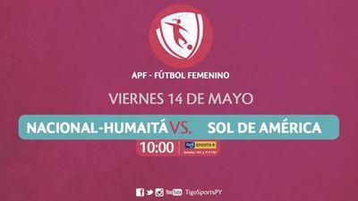 Otra jornada del fútbol femenino