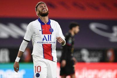 Neymar, suspendido y fuera de la final de la Copa de Francia