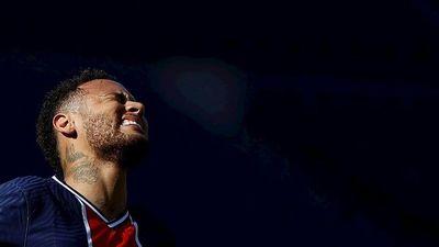 Neymar se perderá la final de la Copa de Francia