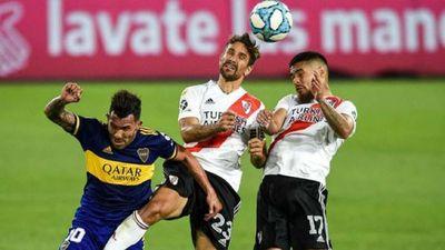 El Boca-River y los cuartos de la Copa de la Liga