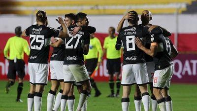 Los goles que revivieron a Olimpia en La Paz