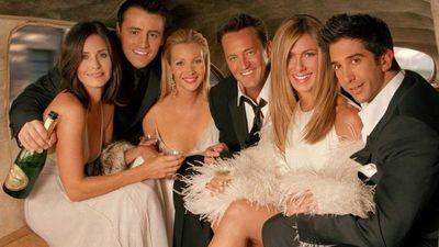 """El episodio especial del reencuentro de """"Friends"""" llega a fines de mayo"""