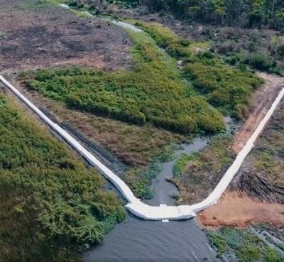 El lago Ypacaraí recupera y estabiliza su nivel hídrico desde hace 150 días