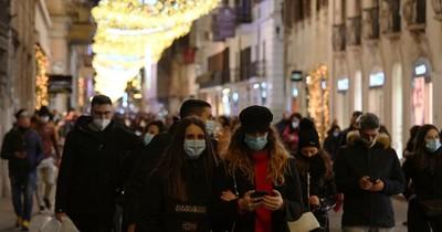 La Nación / Italia elimina la cuarentena para los europeos y mantiene restricciones para Brasil
