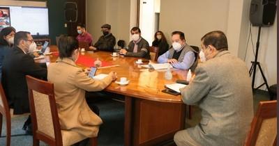La Nación / Avanza elaboración del protocolo sanitario a ser aplicado en las votaciones