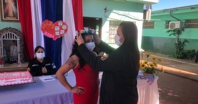 La Nación / Mujeres privadas de libertad celebran el Día de la Madre con música y baile