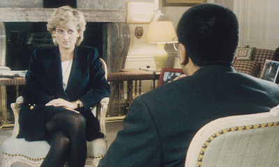 Documentos falsos: Un nuevo giro en investigación de la entrevista a la Princesa Diana