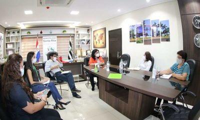 Santa Rita, Naranjal y Santa Rosa se unen para dinamizar la economía a través del turismo