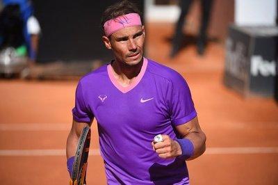 Nadal se venga de Zverev y jugará ante Opelka las 'semis' de Roma