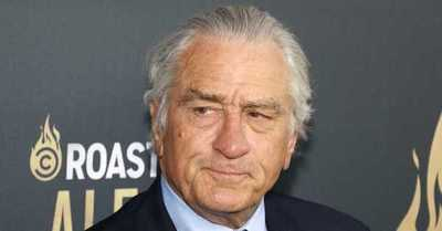 Robert De Niro sufre un accidente en el rodaje de la nueva película de Martin Scorsese