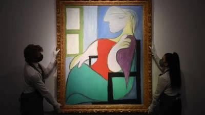 ¡Mágica cifra! Cinco cuadros de Picasso superaron los USD$ 100 millones en subasta