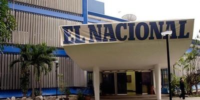 Sede del diario venezolano El Nacional fue embargada por orden de un tribunal