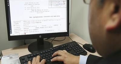 La Nación / En 405 despachos de todo el país ya se implementó el expediente electrónico