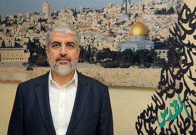 El líder político de Hamas dijo que el grupo terrorista está dispuesto a un cese del fuego con Israel