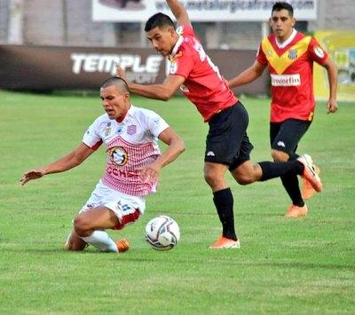 En el arranque de la séptima fecha, San Lorenzo y Santaní empataron