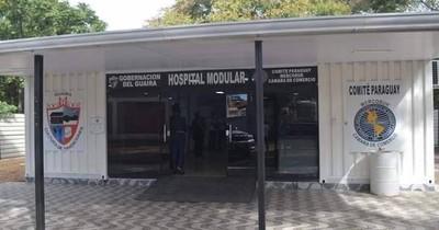 La Nación / Intereses políticos de Friedmann y Noguera impiden uso de hospital
