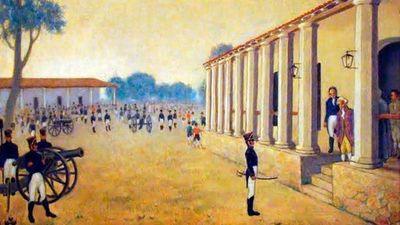 Cómo se vivió el Centenario de la  Independencia Nacional