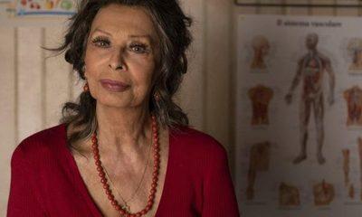 Sophia Loren, otra vez con un Donatello