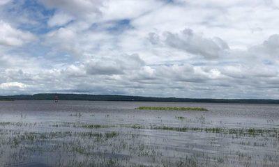 El Lago Ypacaraí recupera su nivel y lo mantiene hace 150 días