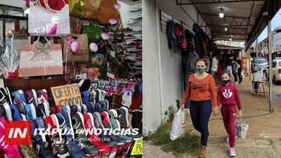 DÍA DE LAS MADRES EN EL CIRCUITO COMERCIAL.