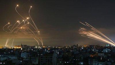 En cifras: 2.300 cohetes y casi 150 muertos en escalada violenta entre Israel y Palestina