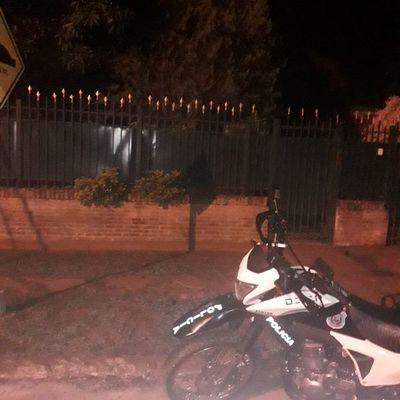 Motochorros asesinan a mecánico en asalto, en Ciudad del Este