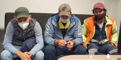 Suman los imputados en caso de cocaína implantada en aeropuerto Silvio Pettirossi