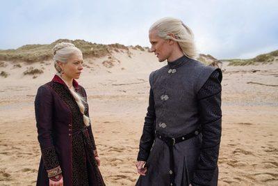 Se filtraron las primeras imágenes de la esperada precuela de Game of Thrones