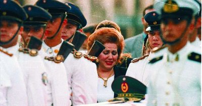 La Nación / Falleció Nelly Reig, esposa del general Andrés Rodríguez